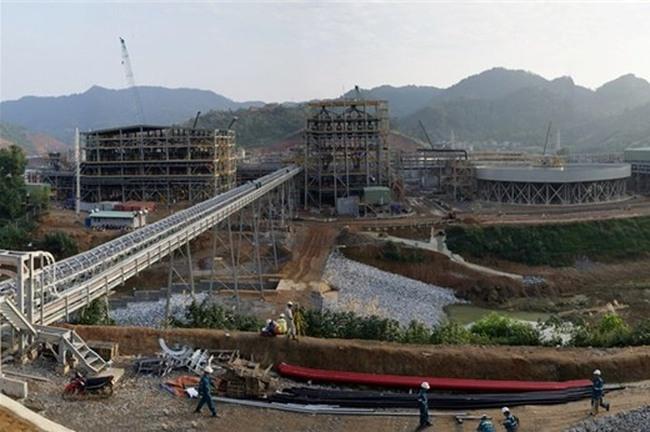 Thanh tra toàn diện tài nguyên và môi trường của Công ty Núi Pháo
