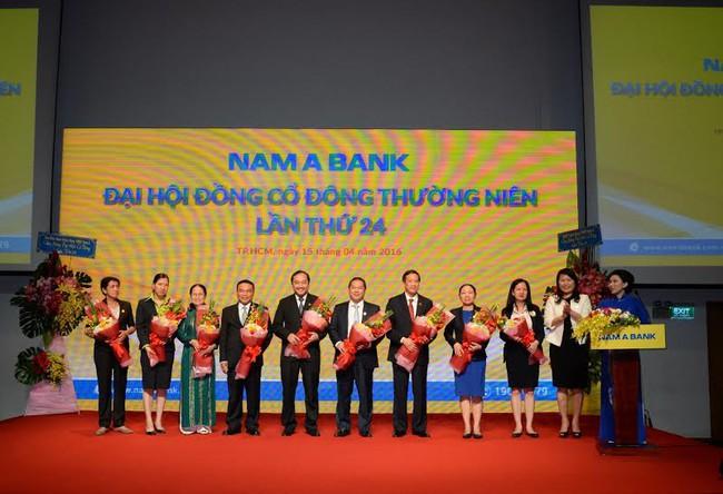 Ông Trần Ngô Phúc Vũ trở lại quản trị Ngân hàng Nam Á