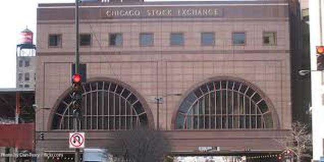 """Sàn chứng khoán Chicago sẽ """"về tay"""" nhóm NĐT Trung Quốc"""