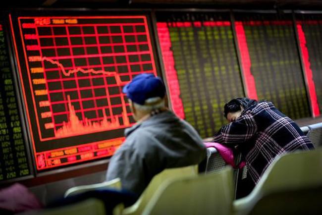 7 phút kinh hoàng của chứng khoán Trung Quốc