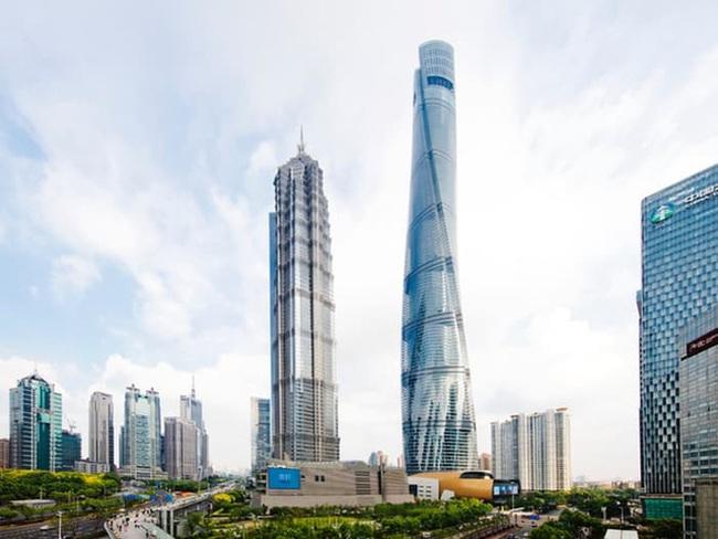 4 tòa nhà được vinh danh đẹp nhất trên toàn thế giới