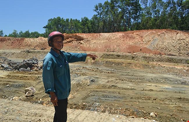 Thi công gian dối tại dự án đường cao tốc Đà Nẵng - Quảng Ngãi