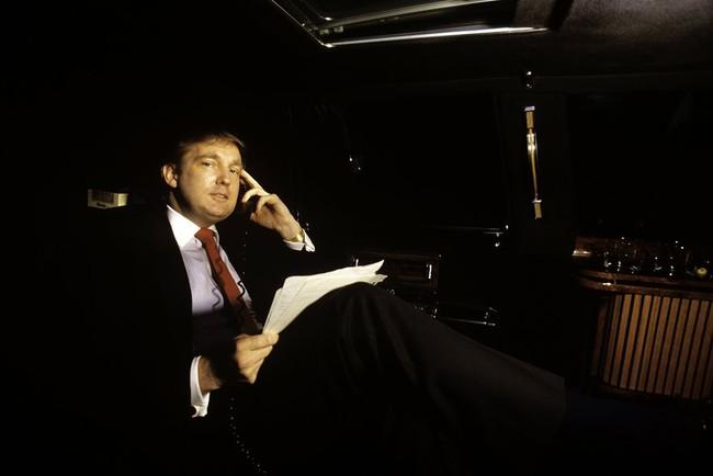 Donald Trump: 20 tuổi tuyên bố xây khách sạn, 30 tuổi có xe limousine, 70  tuổi trở thành ...