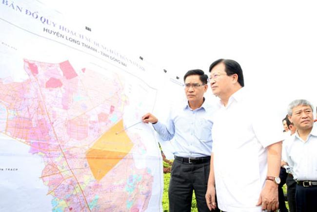 Tháo gỡ vướng mắc để kịp khởi công sân bay Long Thành vào năm 2019