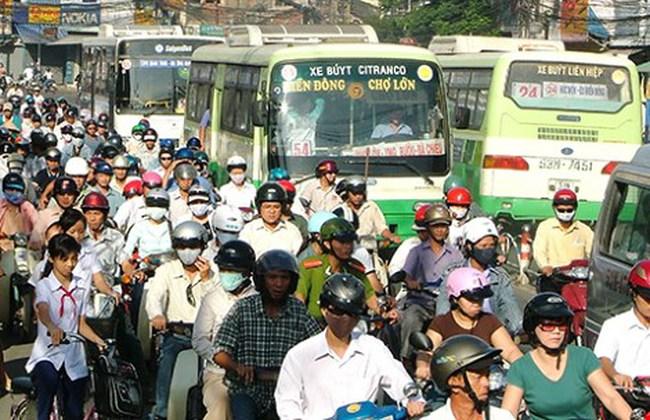 Chi 11 tỉ USD, Sài Gòn sẽ kẹt… xe buýt