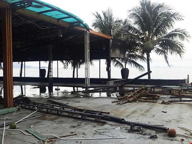 Sửa sai quy hoạch bãi biển Nha Trang