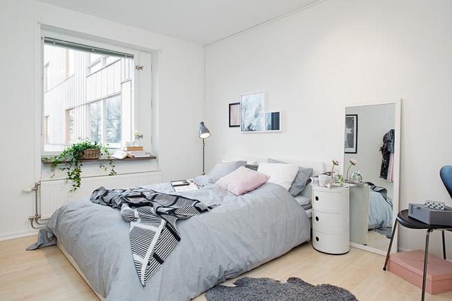 9 gợi ý thiết kế tiện ích cho phòng ngủ có diện tích nhỏ