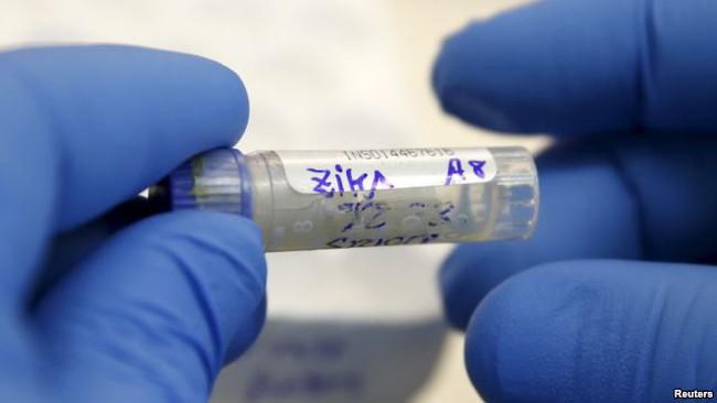 Trung Quốc xác nhận trường hợp nhiễm virus Zika đầu tiên