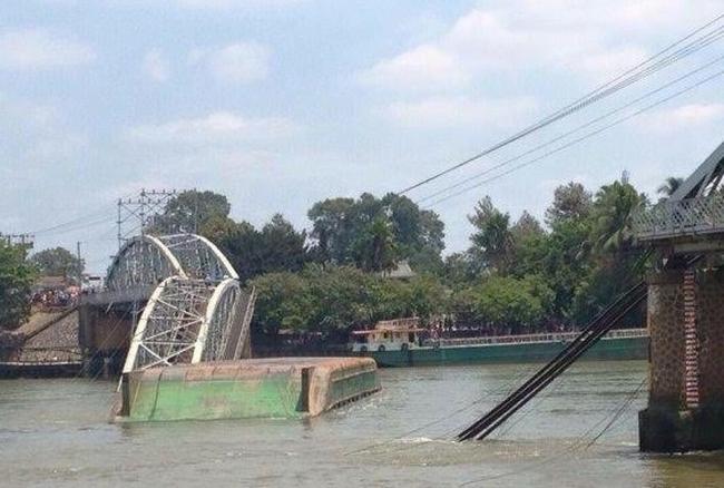 Bộ giao thông vận tải thông tin chính thức vụ sập cầu tại Đồng Nai