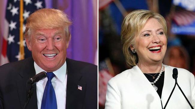 Ông Trump đã bắt kịp bà Clinton