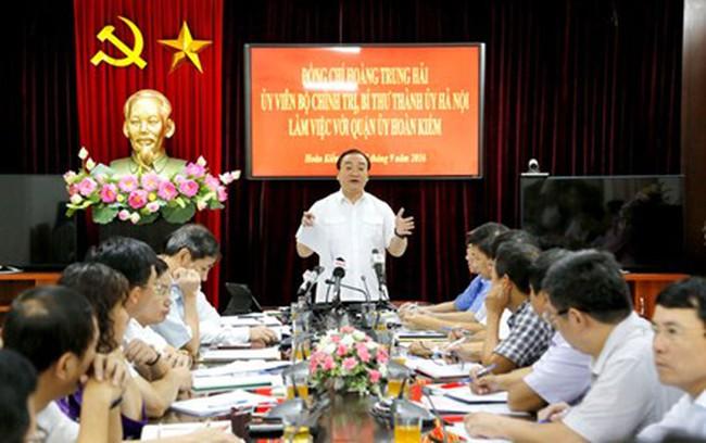 Bí thư Hà Nội: Quy hoạch không nhìn xa thì không còn lối đi