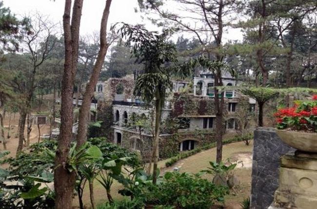 Đình chỉ ngay việc xây dựng trái phép resort ở Vườn Quốc gia Ba Vì