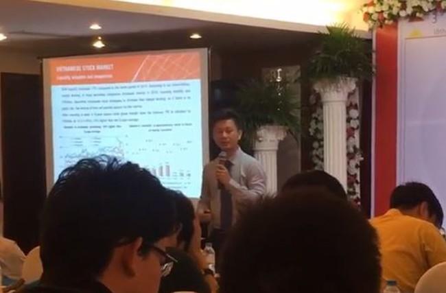 Nhà đầu tư Thái Lan nhìn chứng khoán Việt Nam như mỏ vàng!