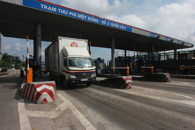 """Chủ đầu tư đường cao tốc Hà Nội- Hải Phòng: """"Nếu không tăng phí chúng tôi sẽ phá sản"""""""