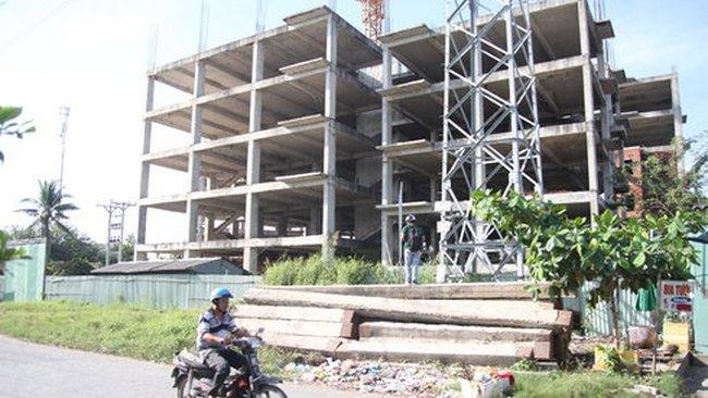 Tiền Giang: Ì ạch dự án nhà ở cho người thu nhập thấp