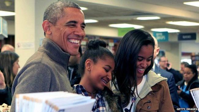 """Nhìn vào những bức ảnh này bạn sẽ hiểu vì sao Obama nói """"Tôi thích con gái"""""""