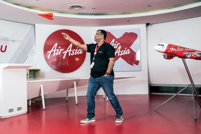 CEO Air Asia: Làm hàng không giá rẻ cũng như Uber trên thị trường taxi