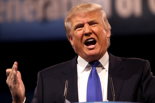Giải mã sức hút của Donald Trump