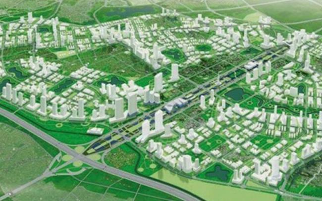 Hà Nội: Điều chỉnh quy hoạch khu đô thị S2 Hoài Đức