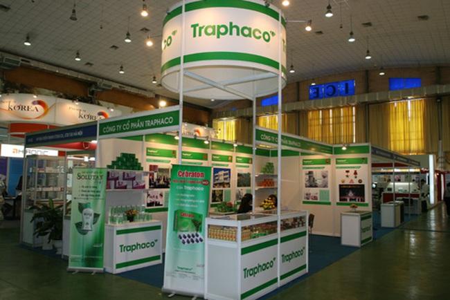 Traphaco tạm ứng cổ tức đợt 1/2016 với tỷ lệ 20%