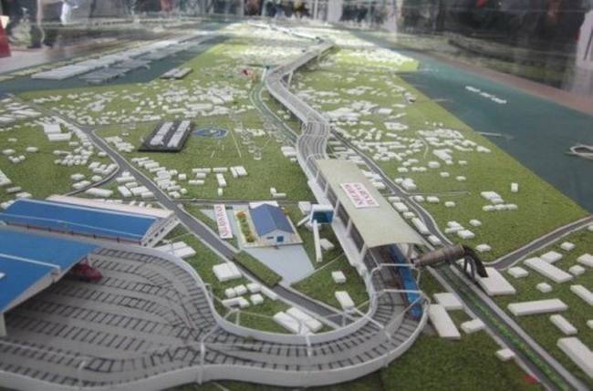Điều chỉnh cục bộ quy hoạch quận Hoàn Kiếm để xây ga ngầm