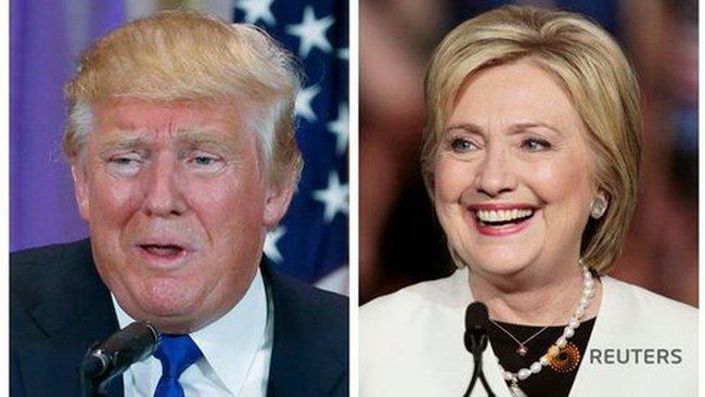 Ông Trump và bà Clinton chính thức giành chiến thắng ở Missouri