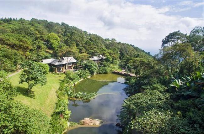 Chính phủ lên tiếng về việc xây dựng resort trong vườn quốc gia Ba Vì