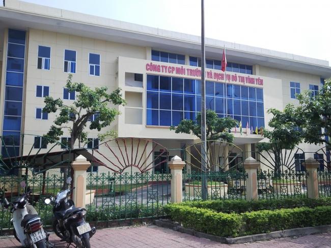 Đắt giá phiên thoái vốn Nhà nước theo lô tại Môi trường đô thị Vĩnh Yên