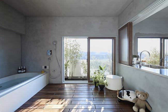 Tròn mắt với căn hộ chung cư cũ nát 40m2 thiết kế siêu thông minh