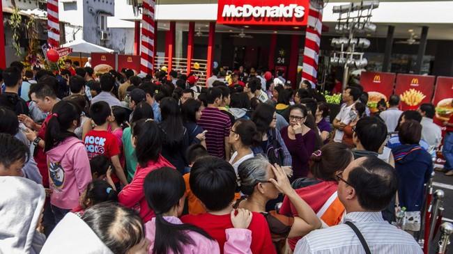 Big Mac Index: Tiền đồng đang bị định giá thấp gần 47%