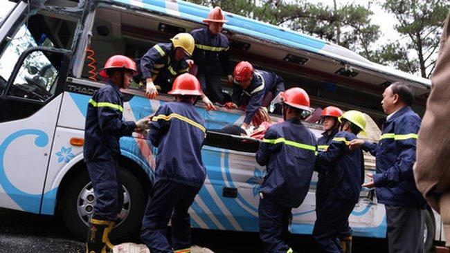 Phó Thủ tướng chỉ đạođiều tra nguyên nhân tai nạn trên đèo Prenn