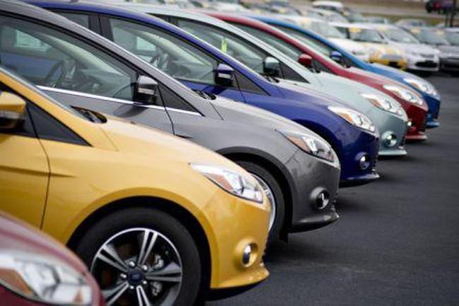 Tháng 5, ô tô giá rẻ tràn về Việt Nam