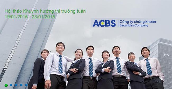 Công ty Chứng khoán ACB thông báo tuyển dụng