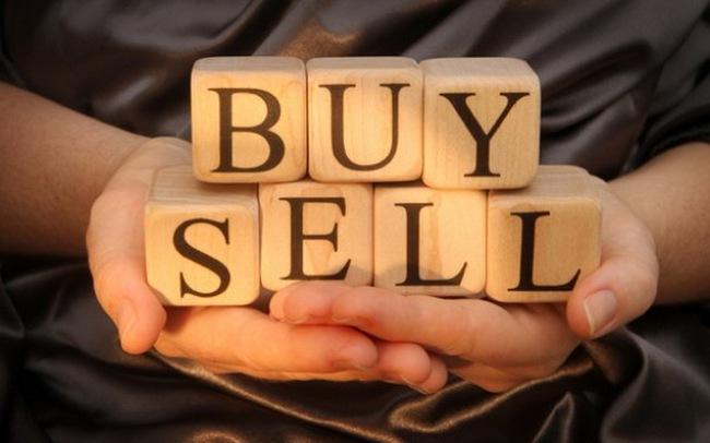 CII, FID, CSM, HKB, BII, KHB, V21, VTH, VFC: Thông tin giao dịch lượng lớn cổ phiếu