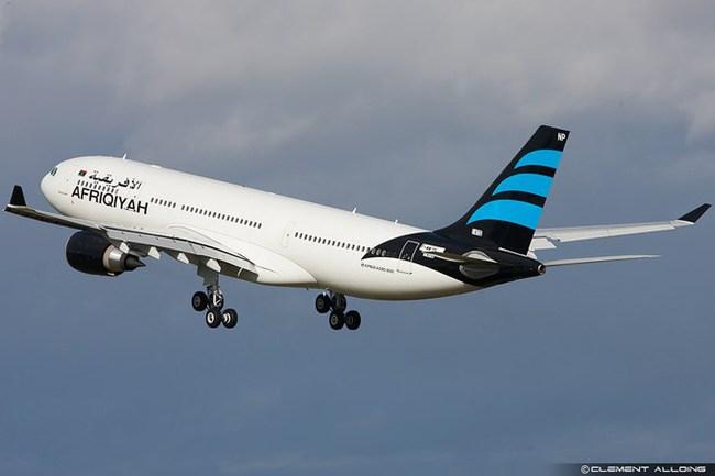 Không tặc cướp máy bay Libya đòi trả tự do cho con trai ông Gaddafi