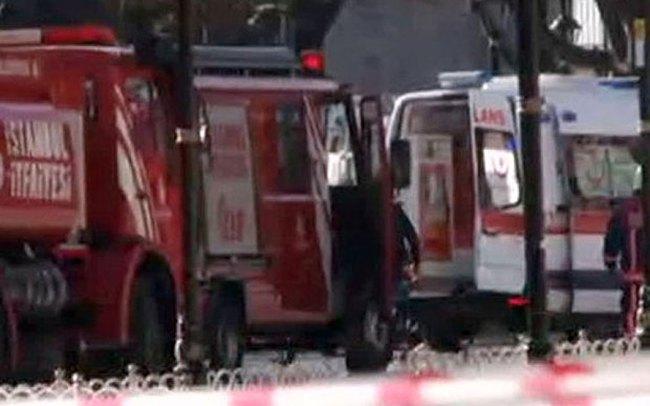 Thổ Nhĩ Kỳ: Đánh bom rúng động quảng trường trung tâm Istanbul, ít nhất 25 người thương vong