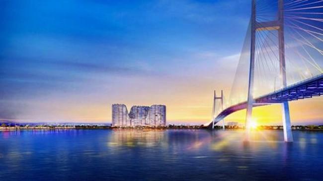 Dự án BĐS 500 triệu USD lần đầu tiên tại Việt Nam có biển nhân tạo
