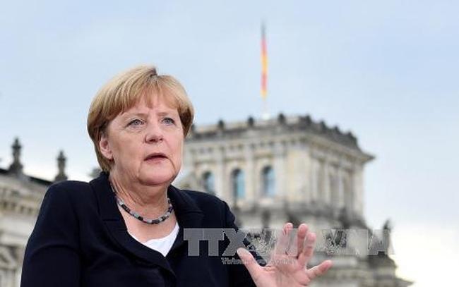 Tỷ lệ ủng hộ Thủ tướng Đức xuống mức thấp nhất từ 2011