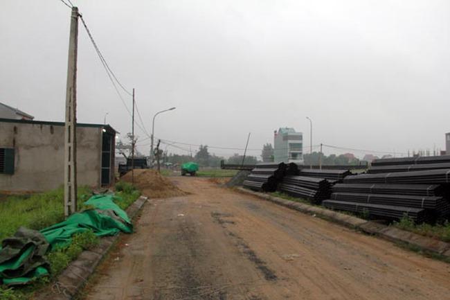 Nhiều sai phạm tại dự án BĐS của Công ty Minh Khang