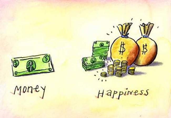 Khoa học chứng minh: Ngày nay tiền mua được hạnh phúc