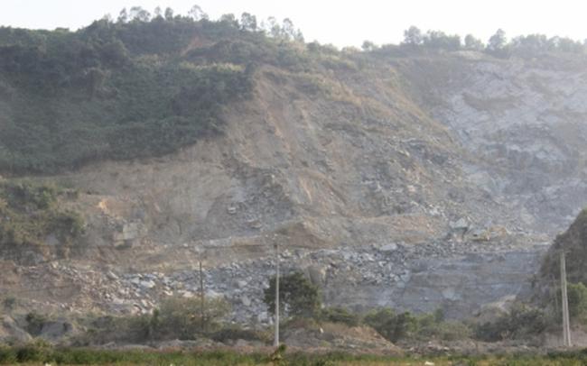 Đà Nẵng: Mỏ đá vây khu đô thị, dân khiếp đảm vì nổ mìn