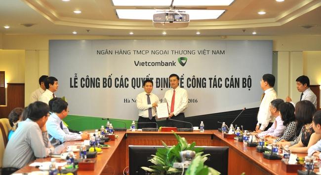 Phó Tổng giám đốc PVcomBank về làm Phó Giám đốc Trung tâm Công nghệ Thông tin Vietcombank