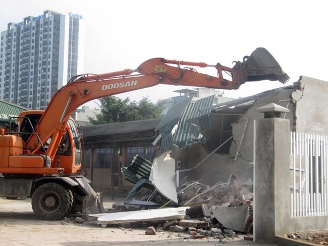 Xử lý trên 600 trường hợp vi phạm trật tự xây dựng