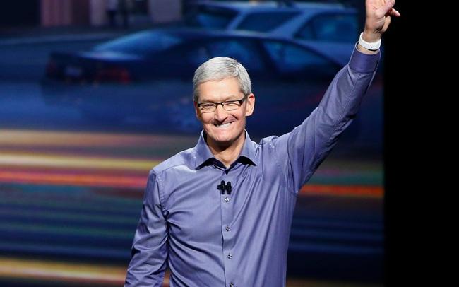 Apple vừa mới tăng 54 tỷ USD giá trị chỉ trong 3 ngày
