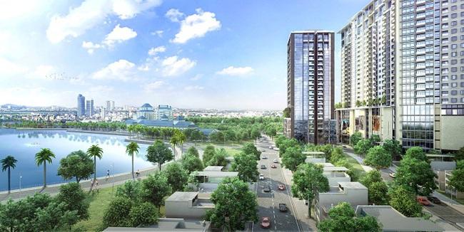 Tập đoàn Sun Group mở bán tổ hợp căn hộ cao cấp và TTTM cạnh Hồ Tây