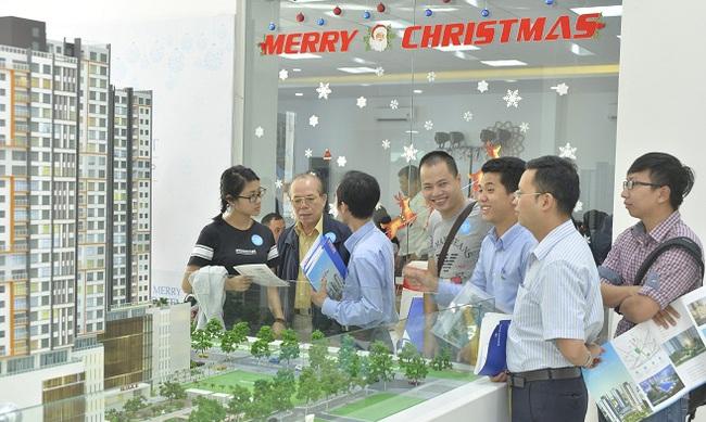 """70% tháp C dự án Xi Grand Court đã """"có chủ"""" trong ngày ra mắt"""