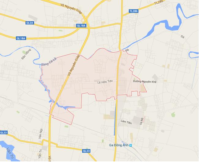 Hà Nội thành lập Cụm công nghiệp Đông Anh quy mô 18.5 ha