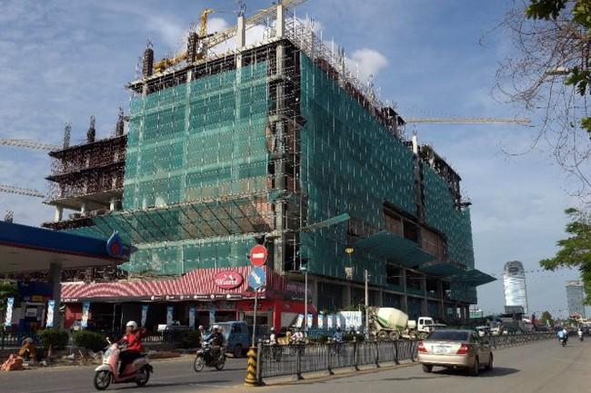 Phnom Penh trong vòng xoáy địa ốc