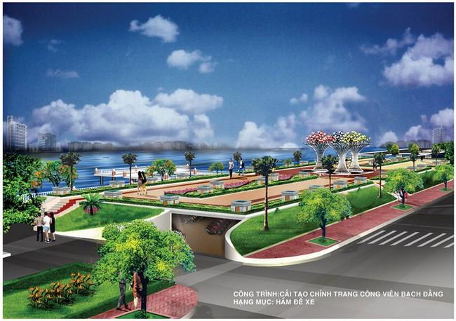 Tổng Công ty Du lịch Sài Gòn không còn quản lý công viên Bạch Đằng