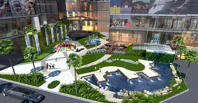 Ra mắt căn hộ mẫu tòa nhà… xanh nhất Thủ đô